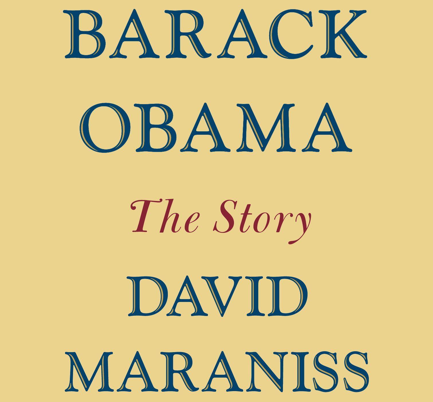 Barak Obama de David Mereniss