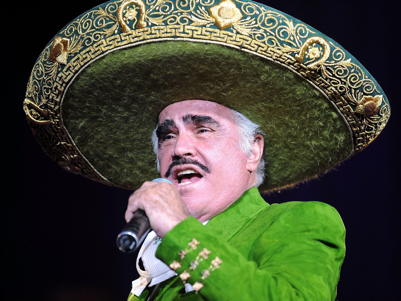 Las mejores canciones de Vicente Fernández