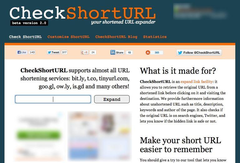 CheckShortURL