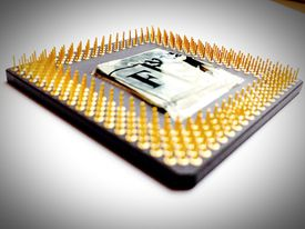 procesador de una computadora