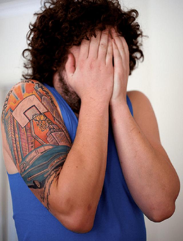 Cómo Tapar Tú Mismo Un Tatuaje Con Maquillaje En 4 Minutos