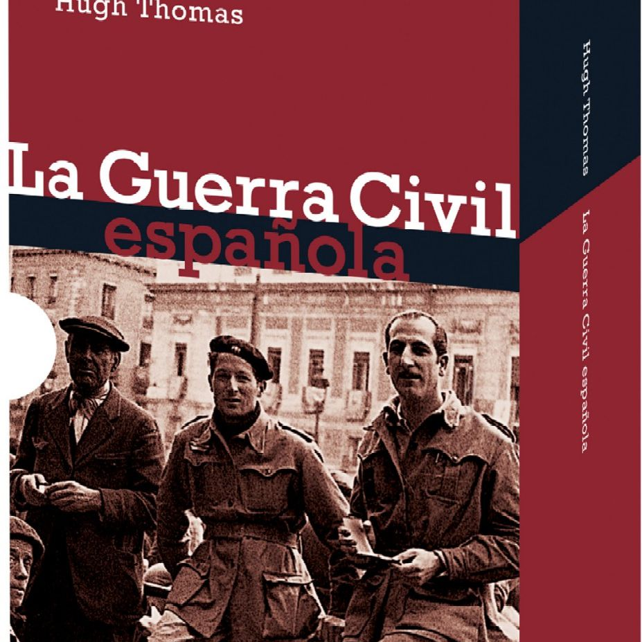 La guerra civil espanola Hugh Thomas