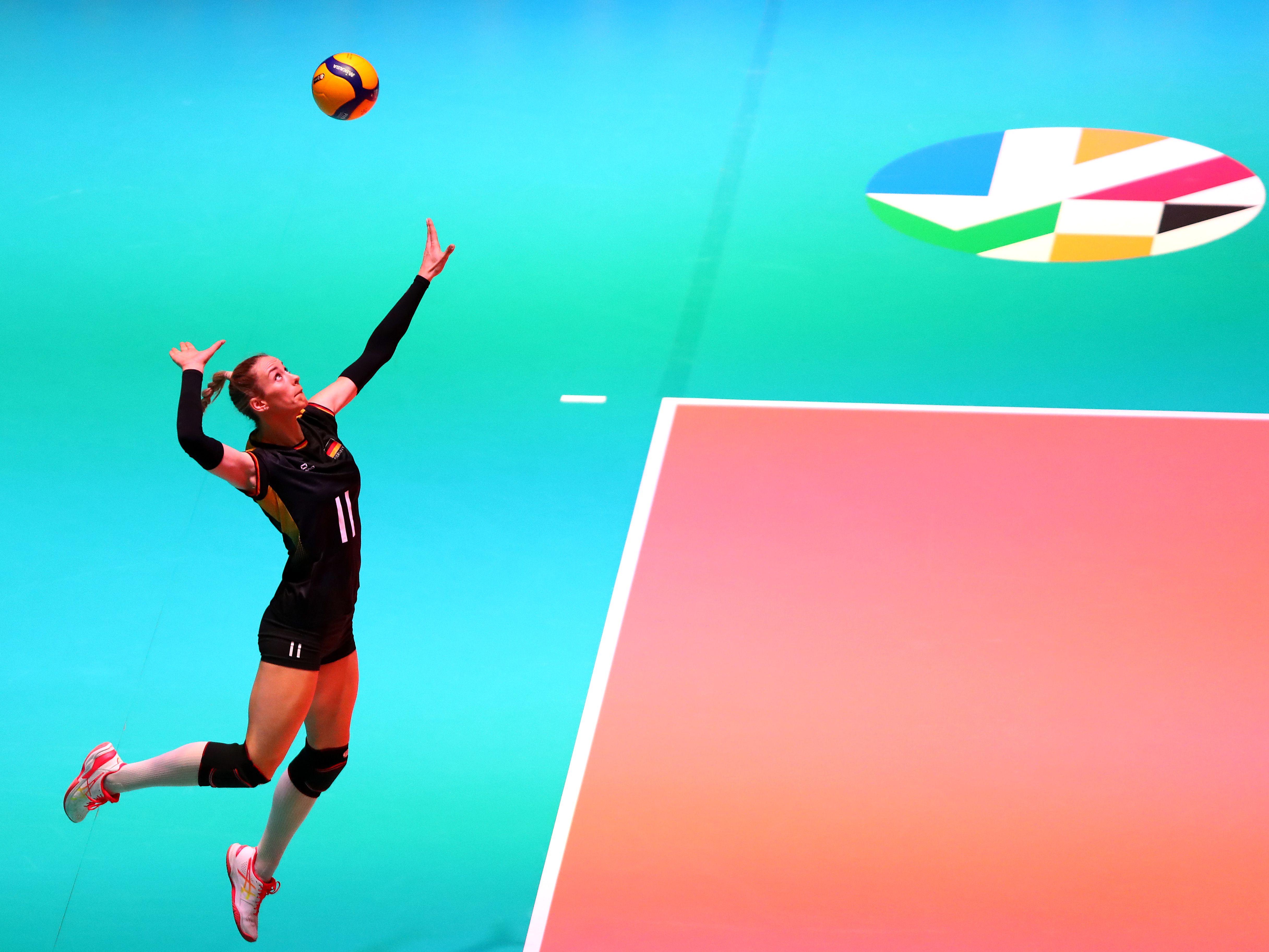 saque tenis voleibol que es