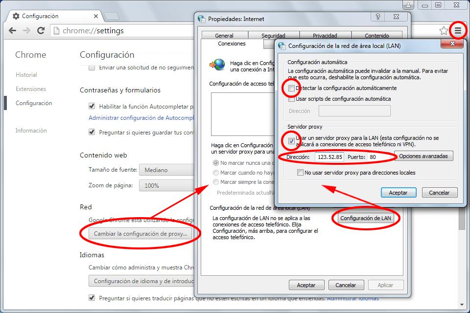 Configurar-Proxy-Chrome