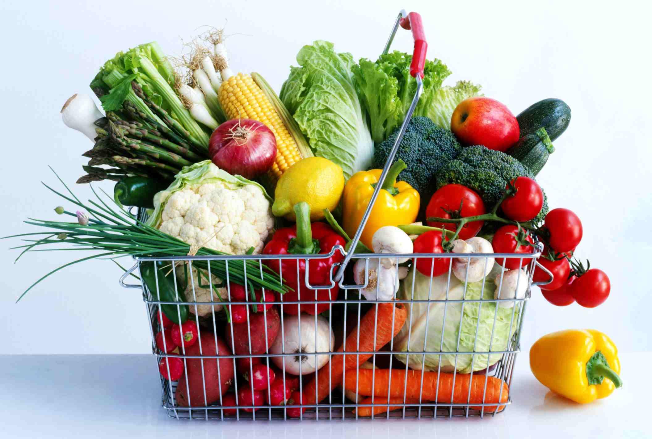 Dietas depurativas de frutas y verduras