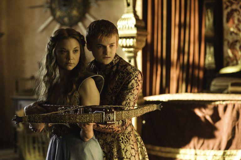 Escena de la serie 'Juego de Tronos'