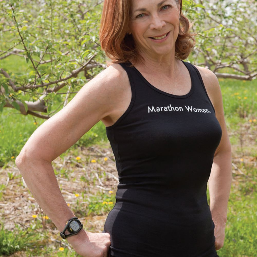 15 frases para entender el feminismo: la corredora de maratón Kathrin Switzer en 2011.