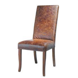 silla-vintage-cuero-envejecido