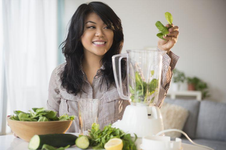 Alimentos para una dieta detox