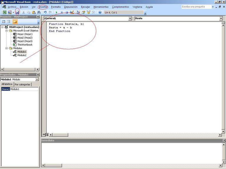 Excel: Funciones definidas por el usuario