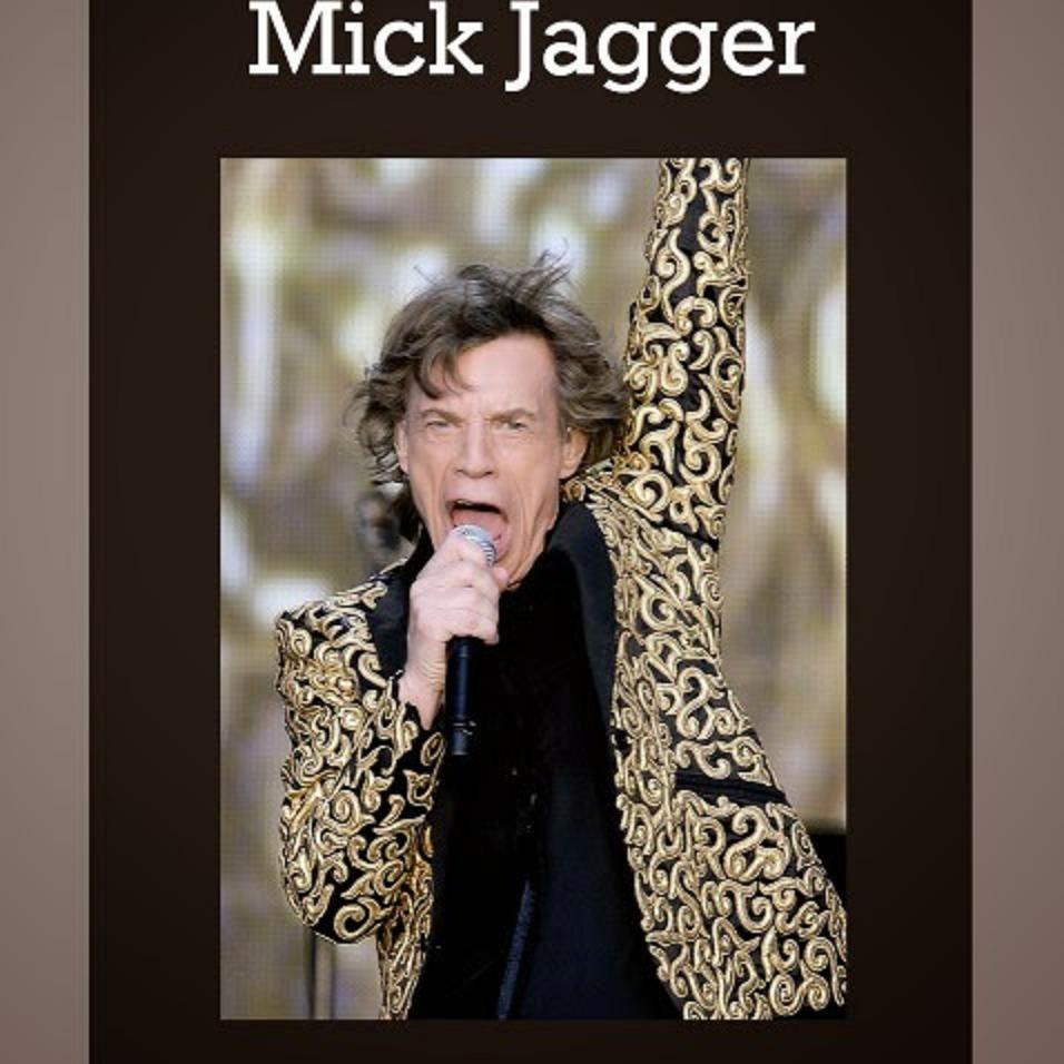 Mick- Jagger biografia por Philip Norman