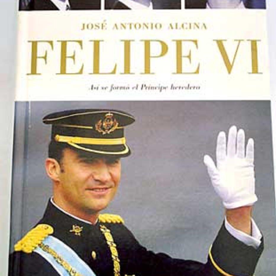 Felipe VI de Jose Antonio Alcina