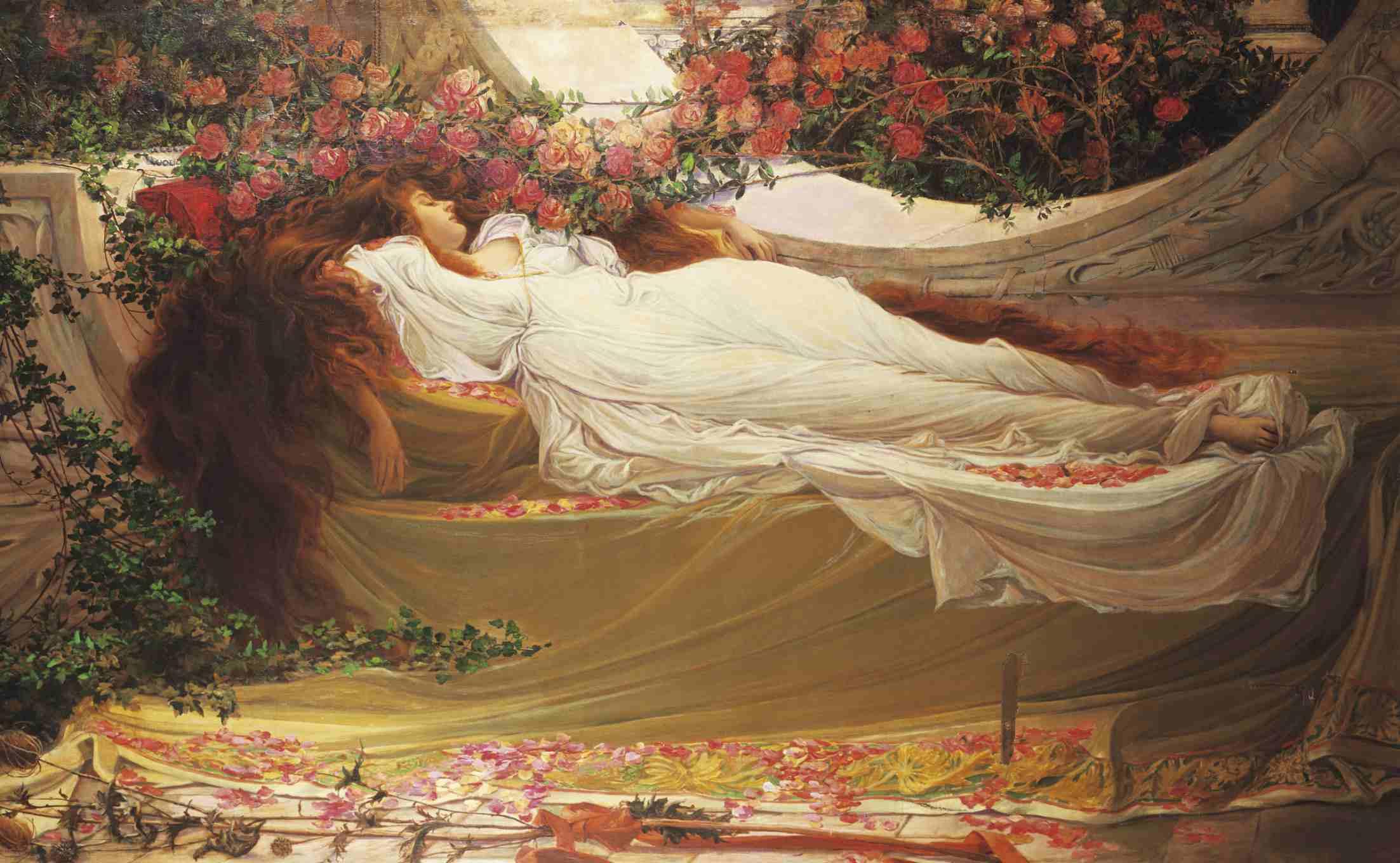 Le bella durmiente