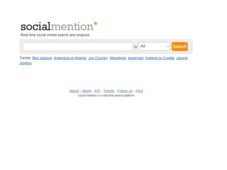Social mention