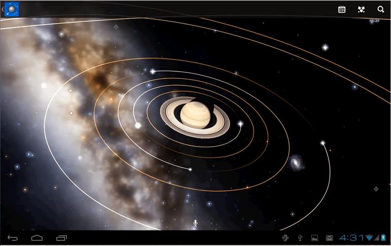 aplicaciones astronómicas android, app tablet, apps smartphones, apps astronomía