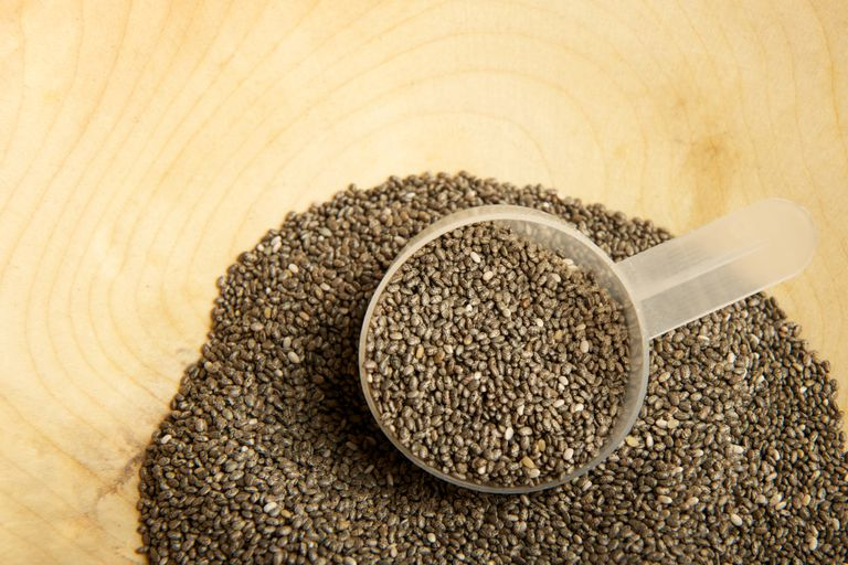 Las propiedades beneficiosas de las semillas de chia