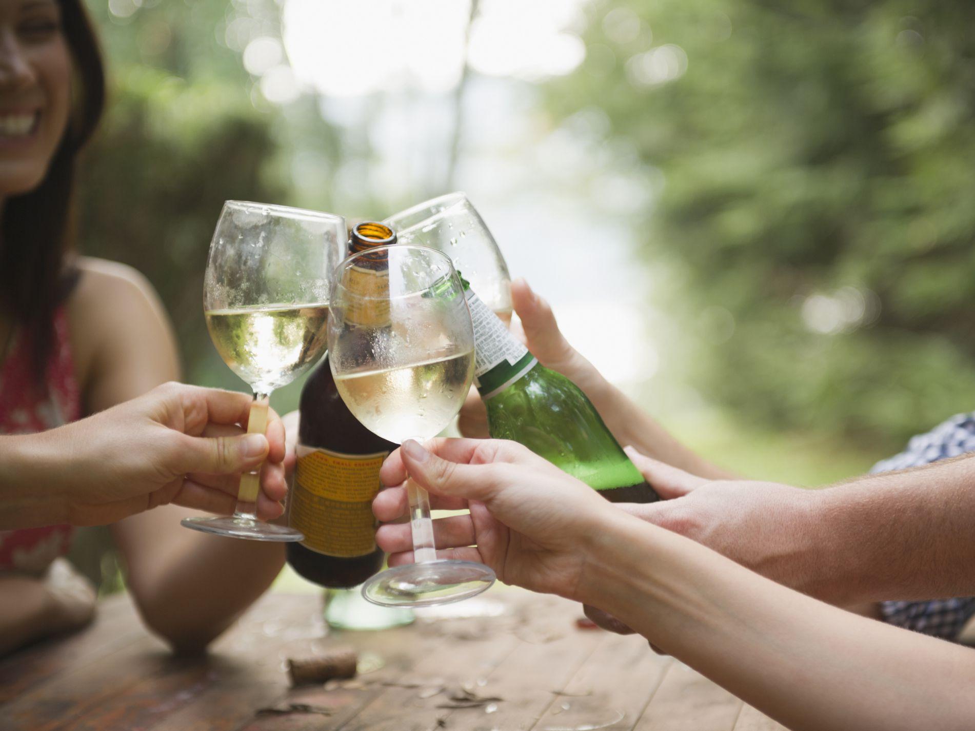Como bajar la presion arterial alcohol