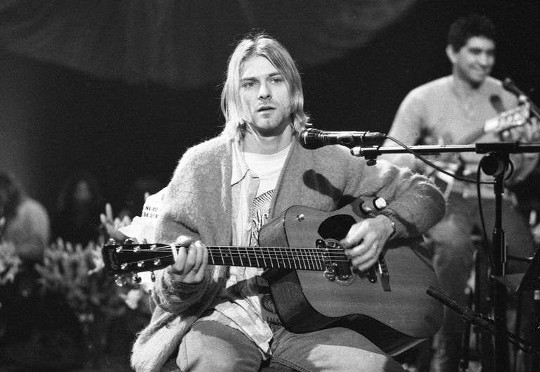 Kurt Cobain 'MTV Unplugged'