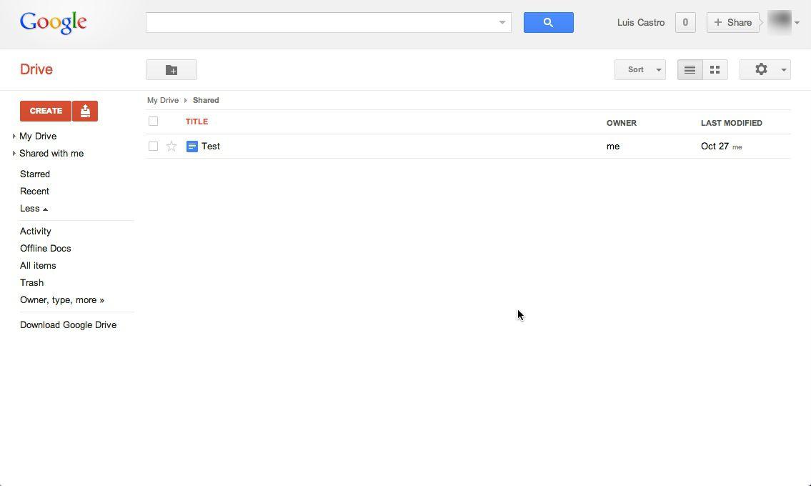 Google Docs a Word