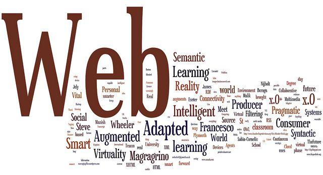 Conceptos semánticos sobre la web del futuro
