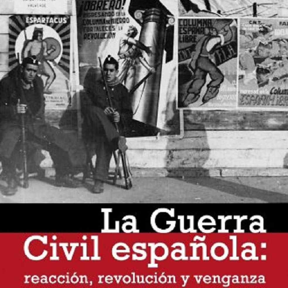 La guerra civil espanola de Paul Preston