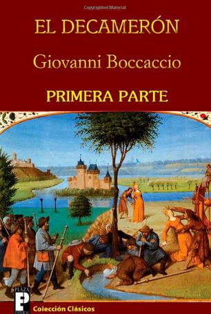 El Decameron, de Giovanni Boccacio