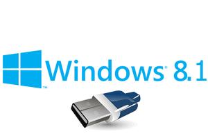 Windows 8.1 USB