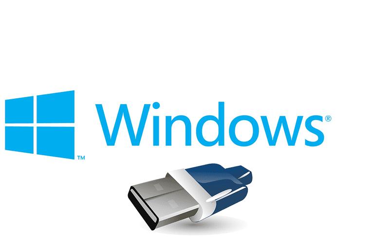 Crea un USB de arranque