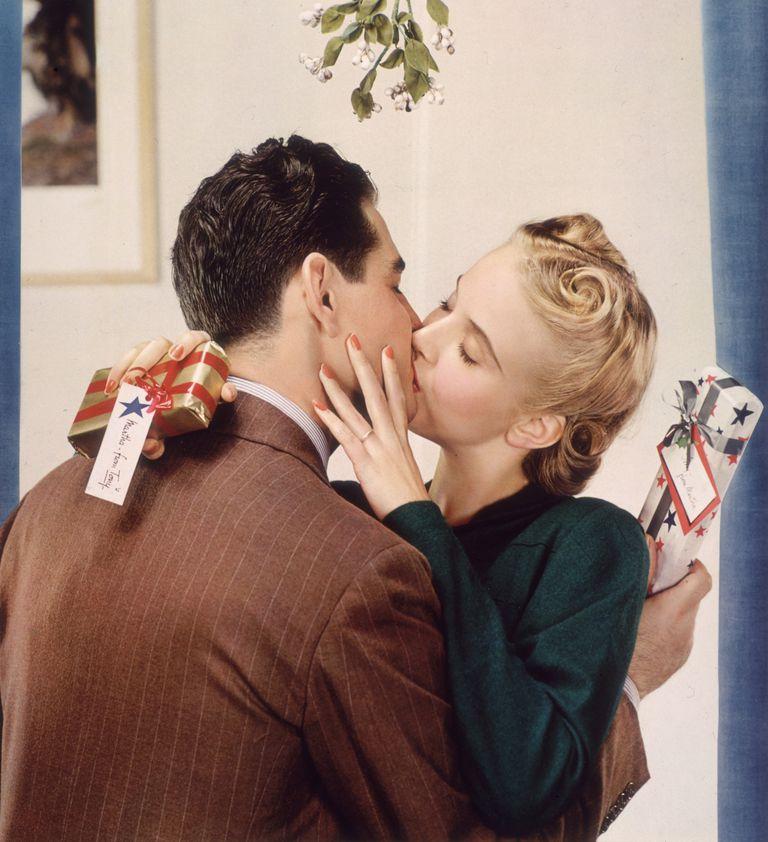 Ideas para una Navidad romántica