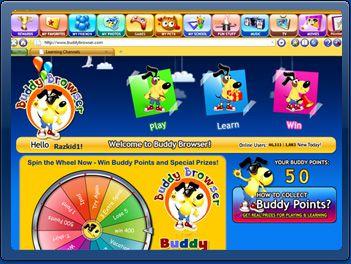Buddy Browser
