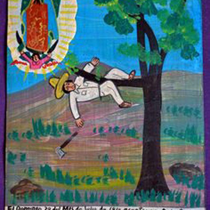 Milagro del a Virgen de Guadalupe