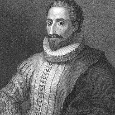 Miguel de Cervantes por Frederick Mackenzie