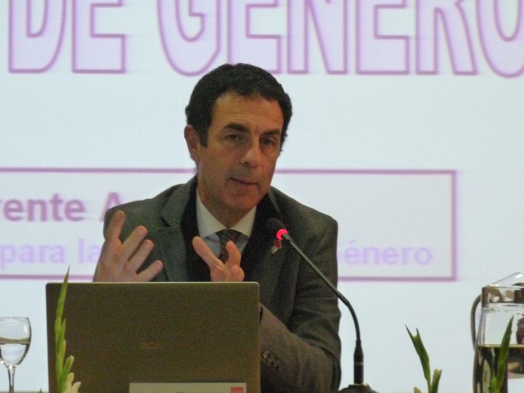 Miguel Lorente, médico forense y delegado del Gobierno para la violencia de género entre 2008 y 2011.