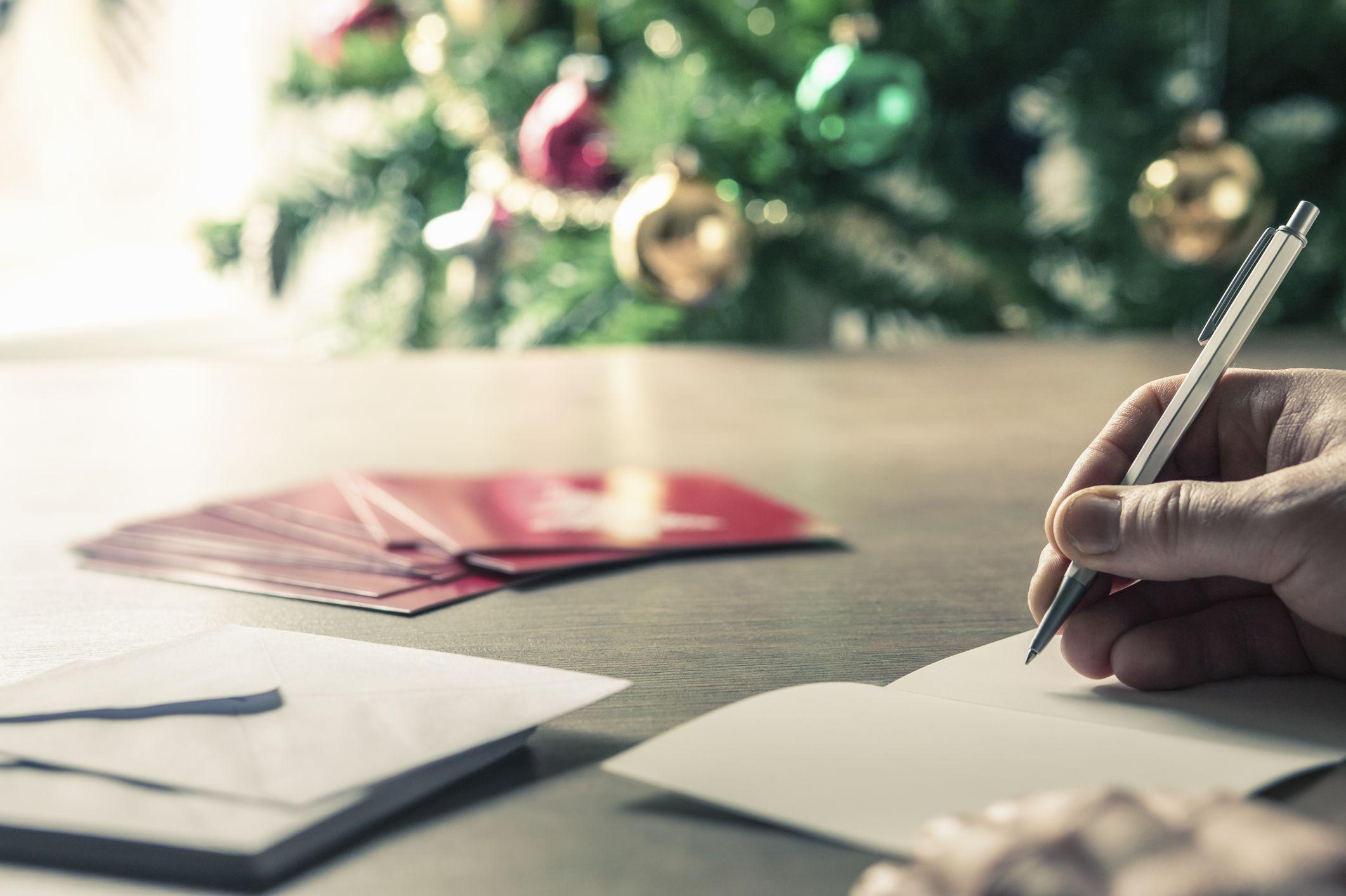Felicitaciones Escritas De Navidad.Deseos De Navidad En Ingles