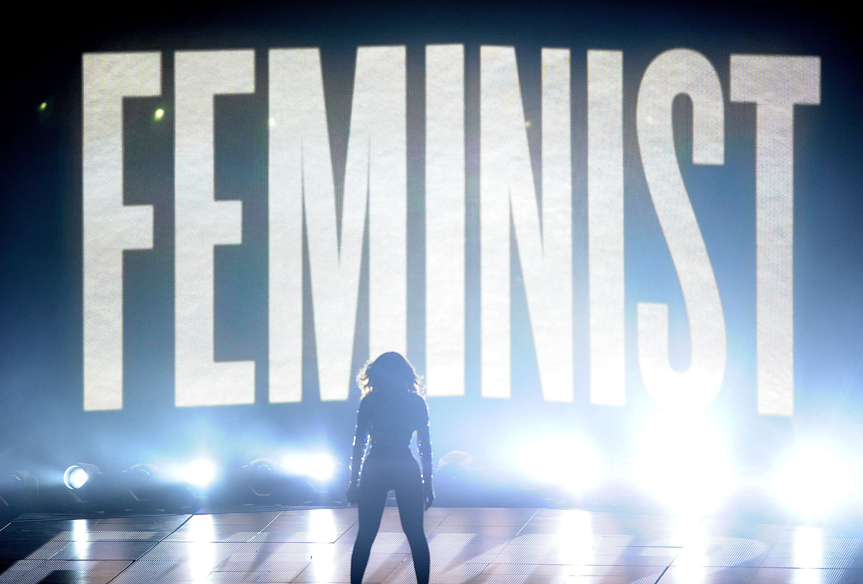 Momento de la actuación de Beyoncé en los últimos premios MTV Video Awards