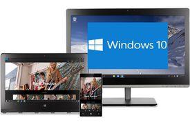Versiones de Windows10