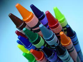 Crayolas para tus manualidades