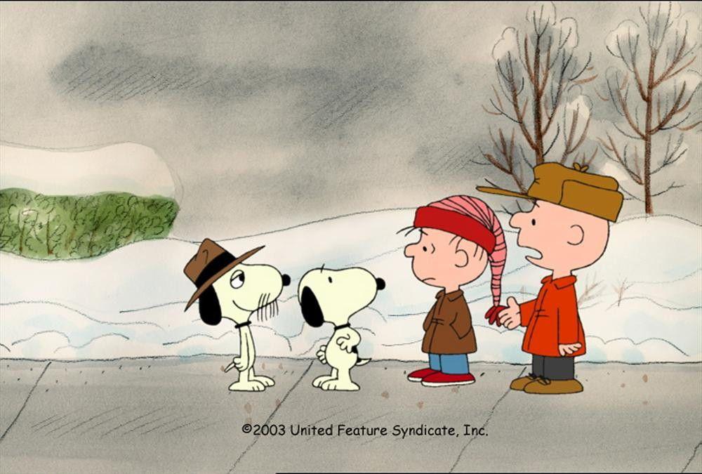 I Want a Dog for Christmas, Charlie Brown! / ABC