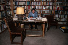 Escritor Octavio Paz