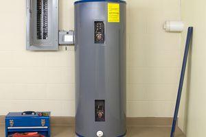 Tank boiler