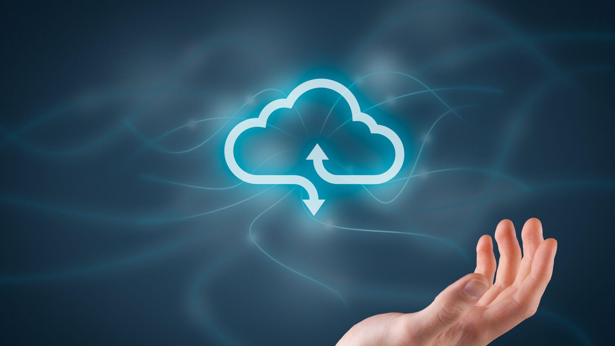 Qué es almacenamiento en la nube?
