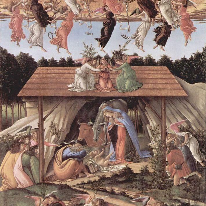 Natividad mística