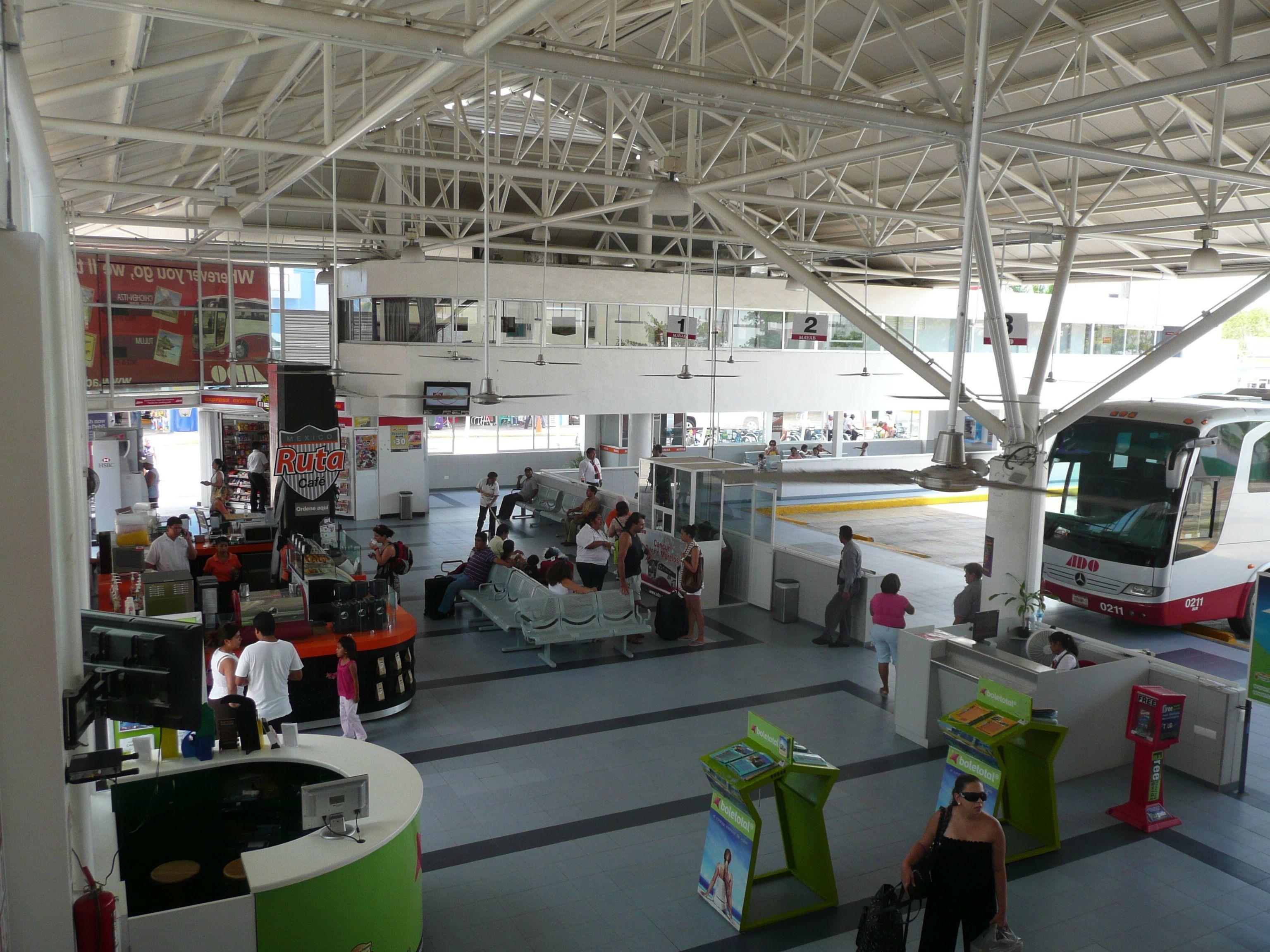 central de autobús