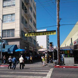 Callejones Los Angeles