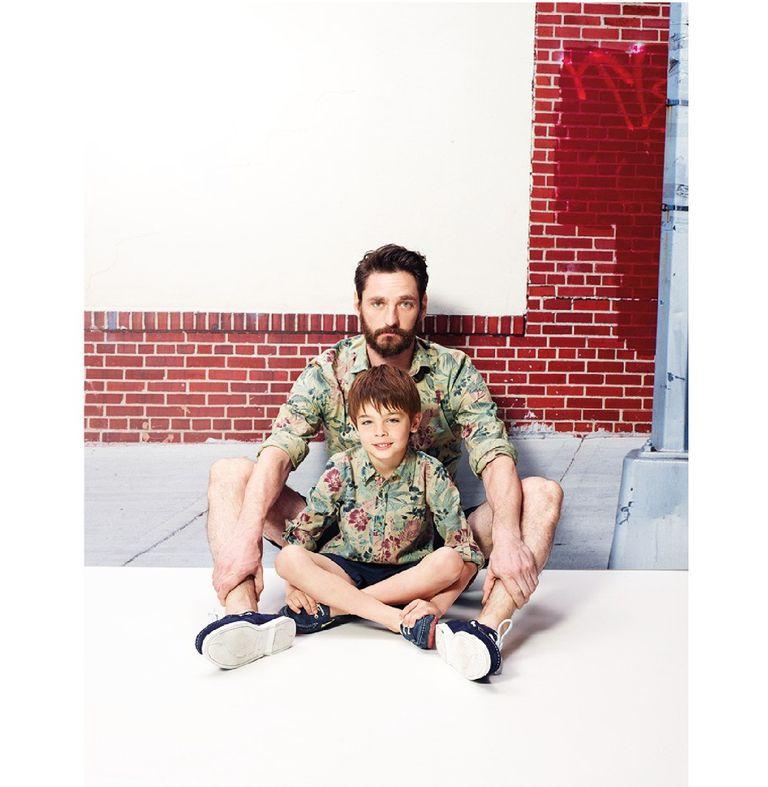 15433d680 Éxito de la moda para vestir igual que tus hijos