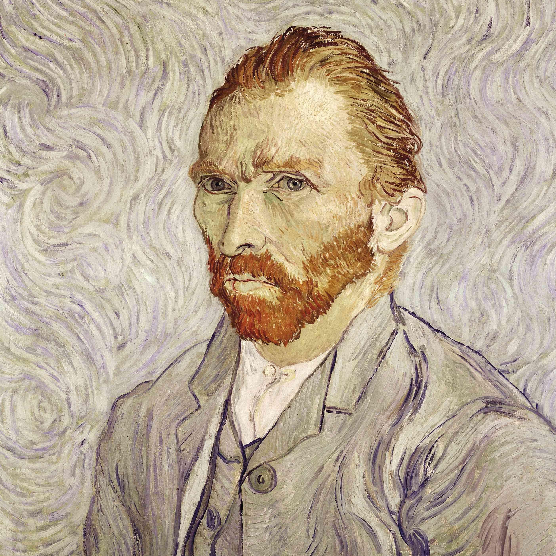 Autorretratro Vincent Van Gogh