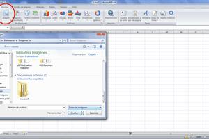 Insertar Imagen en Excel