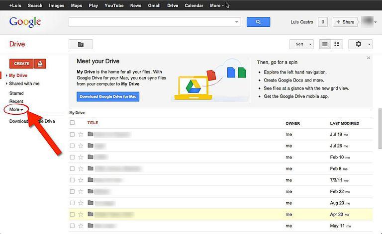 Google Docs sin conexión