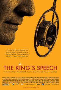 El discurso del rey (poster)