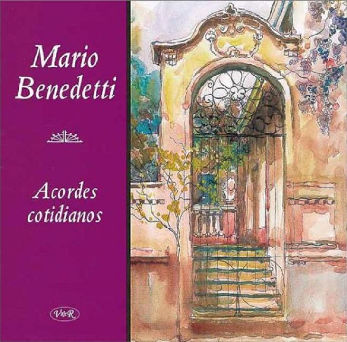 Acordes cotidianos de Mario Benedetti poesía de amor